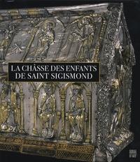 La châsse des enfants de Saint Sigismond - De labbaye de Saint-Maurice. Un prestigieux reliquaire restauré.pdf