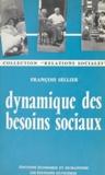François Sellier - Dynamique des besoins sociaux.