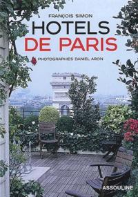 François Simon - Hôtels de Paris.