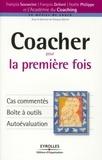François Souweine et François Delivré - Coacher pour la première fois.