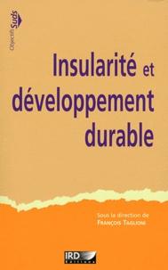François Taglioni - Insularité et développement durable.