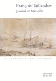 François Taillandier - Journal de Marseille.