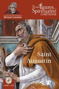 François Taillandier - Saint Augustin (354-430). 1 CD audio