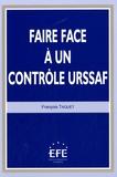 François Taquet - Faire face à un contrôle URSSAF.