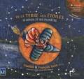François Taris et  Guellen - De la Terre aux étoiles - Le soleil et ses planètes. 1 CD audio
