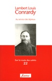 François Tellings - Lambert Louis Conrardy - Au sercice des lépreux 1841-1914.