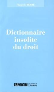 Ucareoutplacement.be Dictionnaire insolite du droit Image