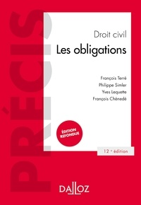 François Terré et Philippe Simler - Droit civil Les obligations.