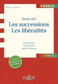 François Terré et Yves Lequette - Droit civil : les successions, les libéralités.