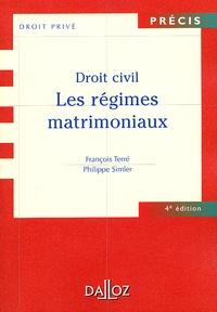 Deedr.fr Droit civil - Les régimes matrimoniaux Image