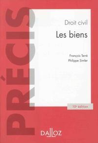 François Terré et Philippe Simler - Droit civil - Les biens.