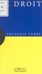 François Terré - Le droit.