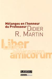 François Terré et Hervé Synvet - Mélanges en l'honneur du Professeur Didier R. Martin.