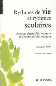 François Testu et Geneviève Bréchon - Rythmes de vie et rythmes scolaires - Aspects chronobiologiques et chronopsychologiques.