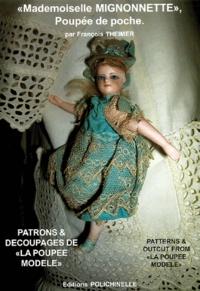 Deedr.fr Mademoiselle Mignonnette, Poupée de poche. Patrons et découpages de la poupée modèle Image