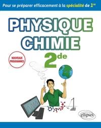 Téléchargez des livres en ligne gratuitement pour kindle Physique-chimie 2de (French Edition) 9782340032101 DJVU RTF par François Thiery