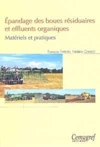 Alixetmika.fr Epandage des boues résiduaires et effluents organiques - Matériels et pratiques Image