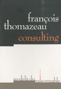 François Thomazeau - Consulting.