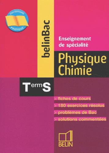 François Vandenbrouck et Nicolas Clatin - Physique-Chimie Terminale S. - Enseignement de spécialité.