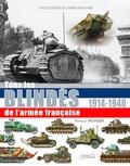 François Vauvillier - Encyclopédie blindés armée française 1914-40.