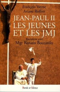 Jean Paul II, les jeunes et les JMJ - Entretiens avec Mgr Renato Boccardo.pdf