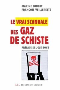 François Veillerette et Marine Jobert - Le vrai scandale des gaz de schiste.