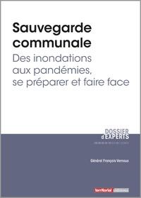 François Vernoux - Sauvegarde communale - Des inondations aux pandémies, se préparer et faire face.