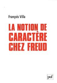 La notion de caractère chez Freud.pdf