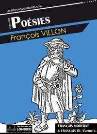 François Villon - Poésies.