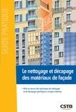 François Virolleaud - Le nettoyage et décapage des matériaux de façade.