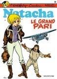 François Walthéry et  Laudec - Natacha Tome 11 : Le grand pari.