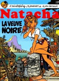 François Walthéry - Natacha Tome 17 : La veuve noire.