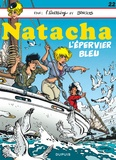 François Walthéry et  Sirius - Natacha Tome 22 : L'épervier bleu.