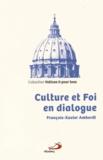 François-Xavier Amherdt - Culture et Foi en dialogue.