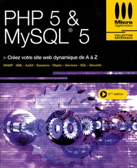 Alixetmika.fr PHP 5 & MySQL 5 - Créez votre site web dynamique de A à Z Image