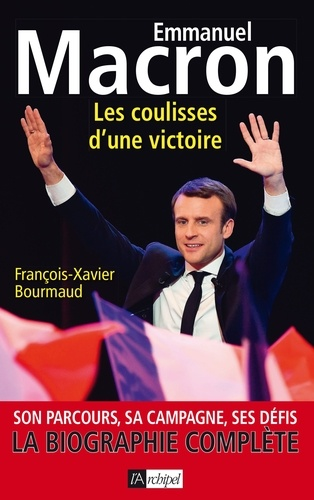 Macron Les Coulisses D'une Victoire