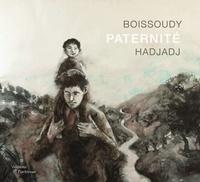 François-Xavier de Boissoudy et Fabrice Hadjadj - Paternité - Lavis d'encres sur papier, 2017-2018.