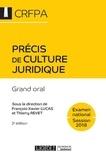 François-Xavier Lucas et Thierry Revet - Précis de culture juridique.