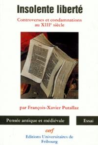 François-Xavier Putallaz - .