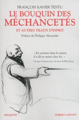 Le bouquin des méchancetés - François Xavier Testu - Format ePub - 9782221156742 - 19,99 €