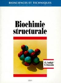 François Zonszain et Claude Audigié - Biochimie structurale.