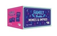 Françoise Ancey - Family battle - Mimes & impros.