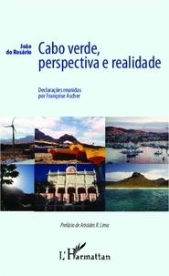 Françoise Ascher - Cabo verde, perspectiva e realidade.