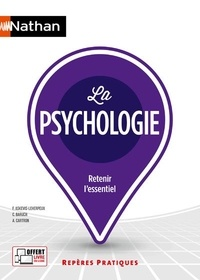 Françoise Askevis-Leherpeux et Clarisse Baruch - La psychologie.