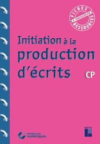 Françoise Bellanger - Initiation à la production d'écrits CP.