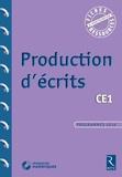 Françoise Bellanger - Production d'écrits CE1. 1 Cédérom
