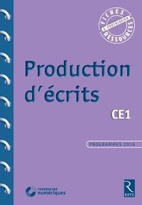 Deedr.fr Production d'écrits CE1 Image
