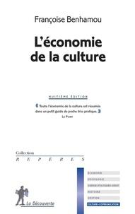 Françoise Benhamou - L'économie de la culture.