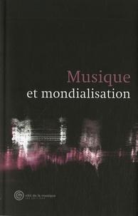 Françoise Benhamou - Musique et mondialisation.