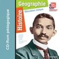 Françoise Blanchard et Marc Boulanger - Histoire-géographie - Education civique - CD-Rom pédagogique terminale Bac Pro 3 ans. 1 Cédérom